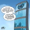 Today's cartoon: Canadian peacekeeping on a budget